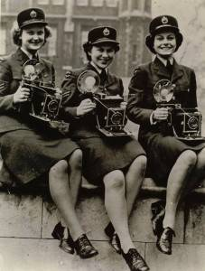 British women photographers